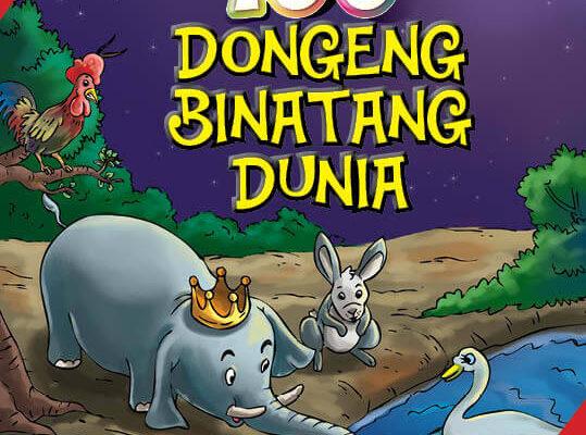 Ebook PDF 100 Dongeng Binatang Dunia