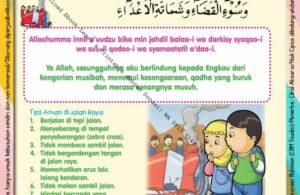 Ebook PDF 101 Doa Anak Saleh, Doa Keselamatan (30)