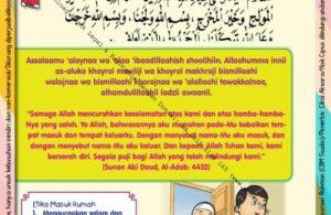 Ebook PDF 101 Doa Anak Saleh, Doa Masuk Rumah (26)