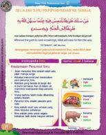 Ebook PDF 77 Pesan Nabi untuk Anak Muslim, Hadis Belajar Ilmu Mempermudah ke Surga (18)