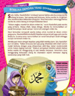 Ebook PDF 77 Pesan Nabi untuk Anak Muslim, Hadis Berbuka dengan Barang yang Diharamkan (49)