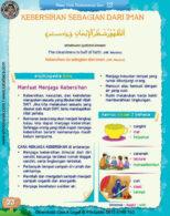 Ebook PDF 77 Pesan Nabi untuk Anak Muslim, Hadis Kebersihan Sebagian dari Iman (30)