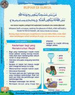 Ebook PDF 77 Pesan Nabi untuk Anak Muslim, Hadis Rumah di Surga (42)