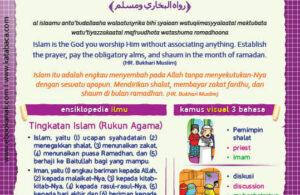 Ebook PDF 77 Pesan Nabi untuk Anak Muslim, Hadis Tanda-Tanda Islam Sejati (54)