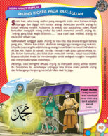 Ebook PDF 77 Pesan Nabi untuk Anak Muslim, Kisah Hadis Terpilih, Anjing Bicara kepada Rasulullah (57)