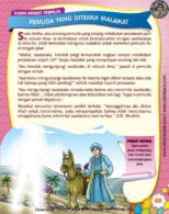 Ebook PDF 77 Pesan Nabi untuk Anak Muslim, Kisah Hadis Terpilih, Pemuda yang Ditemui Malaikat (73)