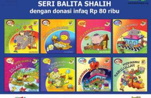 Ebook PDF 8 Buku Seri Balita Saleh