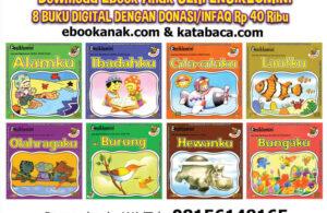 Ebook PDF 8 Buku Seri Ensiklomini