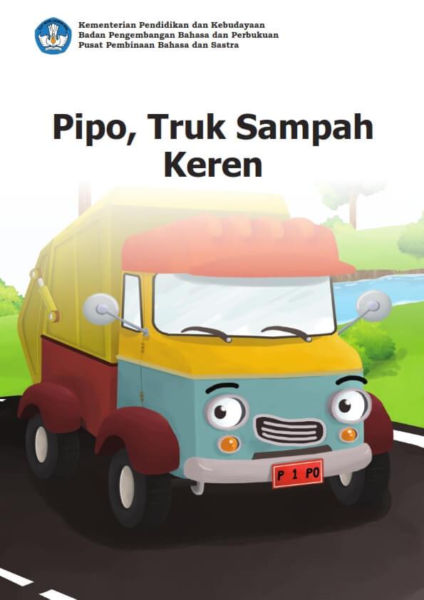 Ebook Pipo Truk Sampah Keren (2)