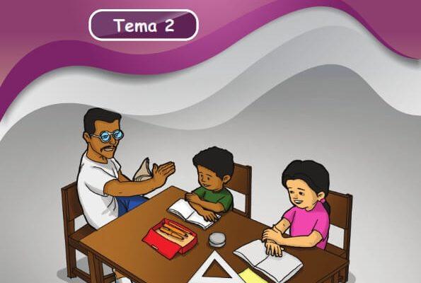 Ebook SDLB Autis Kelas II Tema 2 Kegiatan Keluargaku