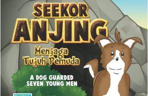 Ebook Seekor Anjing Menjaga Tujuh Pemuda