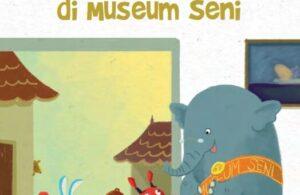 Ebook Seri Aku Anak Jujur, Si Kumbi Suatu Hari di Museum Seni