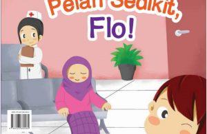 Ebook Seri Aku Anak Santun- Pelan Sedikit, Flo!