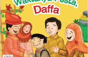 Ebook Seri Aku Anak Santun- Waktunya Pesta, Daffa!