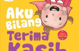 Ebook Seri Anak Hebat, Aku Bilang Terima Kasih (1)