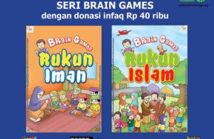 Ebook Seri Brain Games Rukun Iman dan Rukun Islam