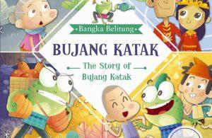 Ebook Seri Cerita Rakyat 34 Provinsi, Bujang Katak