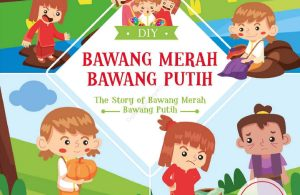 Ebook Seri Cerita Rakyat 34 Provinsi, Daerah Istimewa Yogyakarta, Bawang Merah Bawang Putih (1)