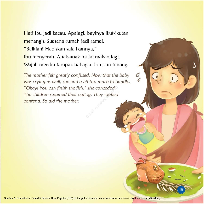 Ebook Seri Cerita Rakyat 34 Provinsi, Legenda Putri Duyung (19)