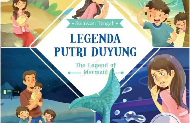 Ebook Seri Cerita Rakyat 34 Provinsi, Legenda Putri Duyung
