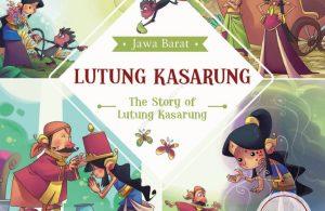 Ebook Seri Cerita Rakyat 34 Provinsi, Lutung Kasarung (Jawa Barat)