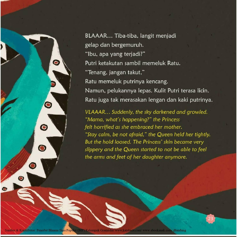 Ebook Seri Cerita Rakyat 34 Provinsi, Putri Ular (Sumatra Utara) (24)