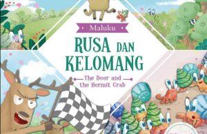 Ebook Seri Cerita Rakyat 34 Provinsi, Rusa dan Kelomang (Maluku)