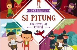 Ebook Seri Cerita Rakyat 34 Provinsi Si Pitung