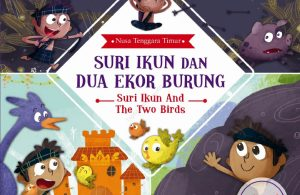 Ebook Seri Cerita Rakyat 34 Provinsi, Suri Ikun dan Dua Ekor Burung (Nusa Tenggara Timur)