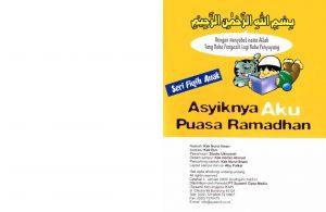 Ebook Seri Fikih Anak, Asyiknya Aku Puasa Ramadhan (1)