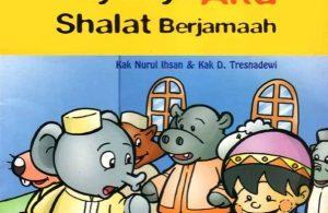 Ebook Seri Fiqih Anak Asyiknya Aku Shalat Berjamaah (1)