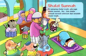 Ebook Seri Fiqih Anak, Asyiknya Aku Shalat Wajib, Shalat Sunnah (7)