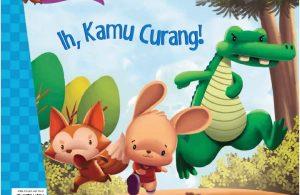 Ebook Seri Kisah Binatang Dalam Pertandingan, Ih, Kamu Curang! (1)
