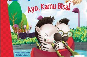 Ebook Seri Kisah Binatang dalam Pertandingan, Ayo, Kamu Bisa! (1)