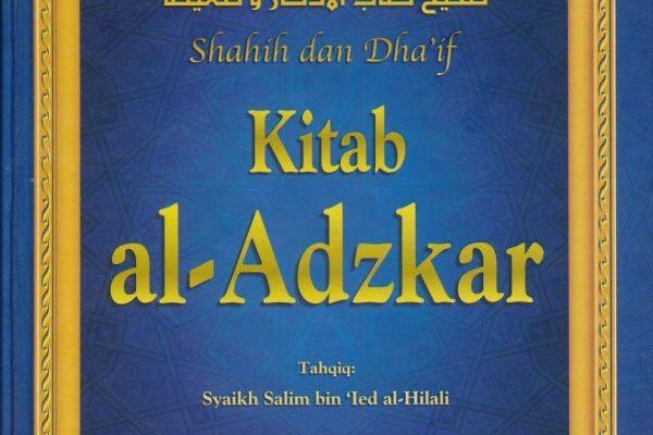 Ebook Shahih dan Dhaif Kitab al-Adzkar 2