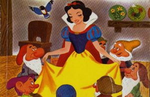 Ebook Snow White and The Seven Dwarfs