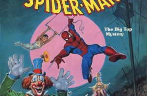 Ebook The Amazing Spider-Man The Big Top Mystery