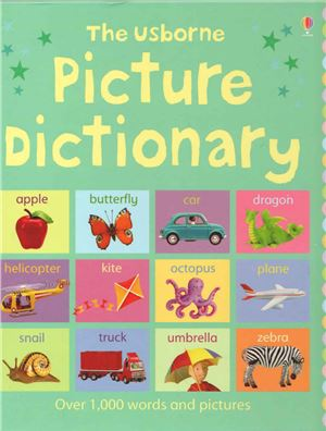 Ebook The Usborne Picture Dictionary