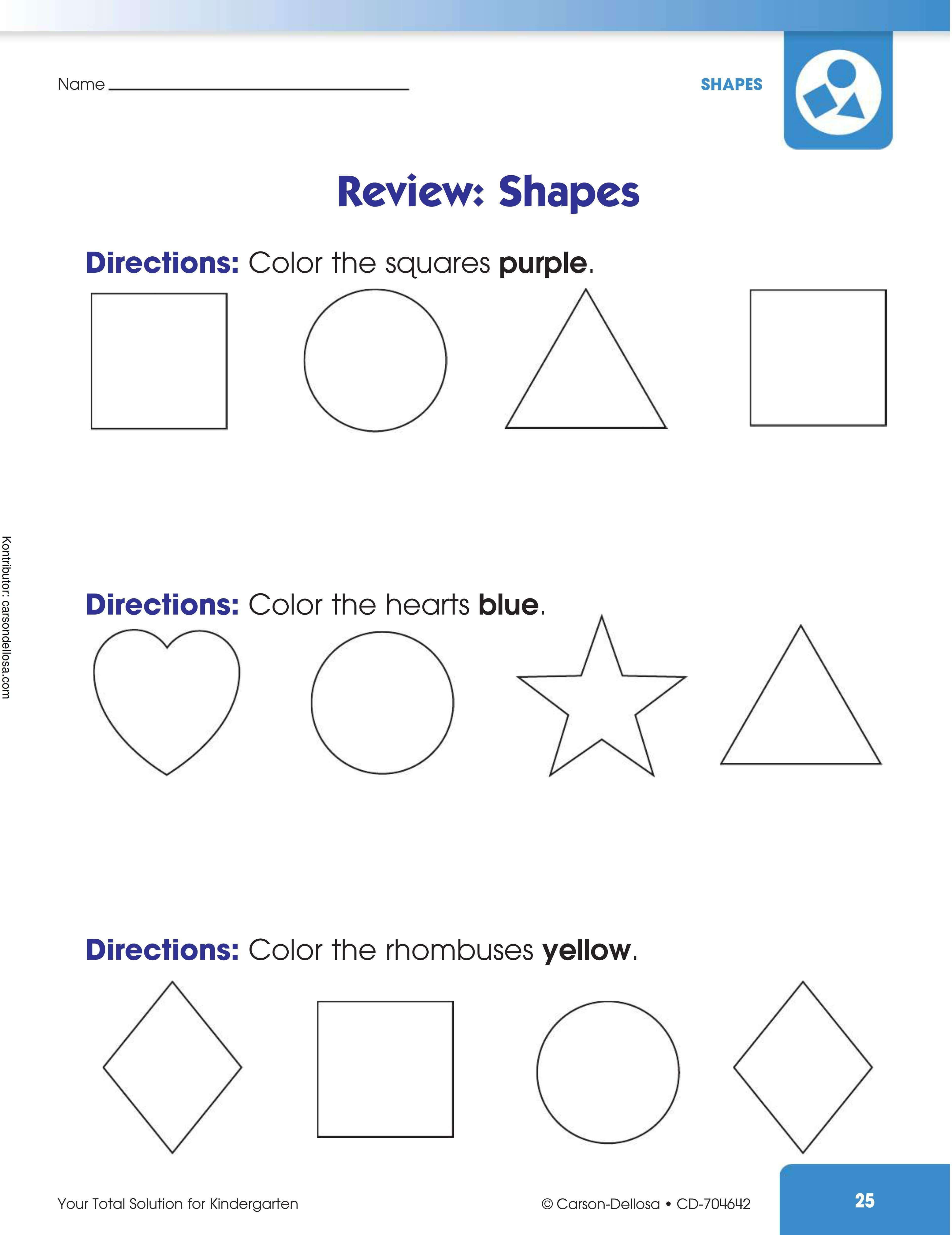 Ebook Your Total Solution for Kindergarten Workbook_026