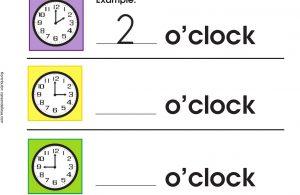 Mengenal Waktu dan Jam