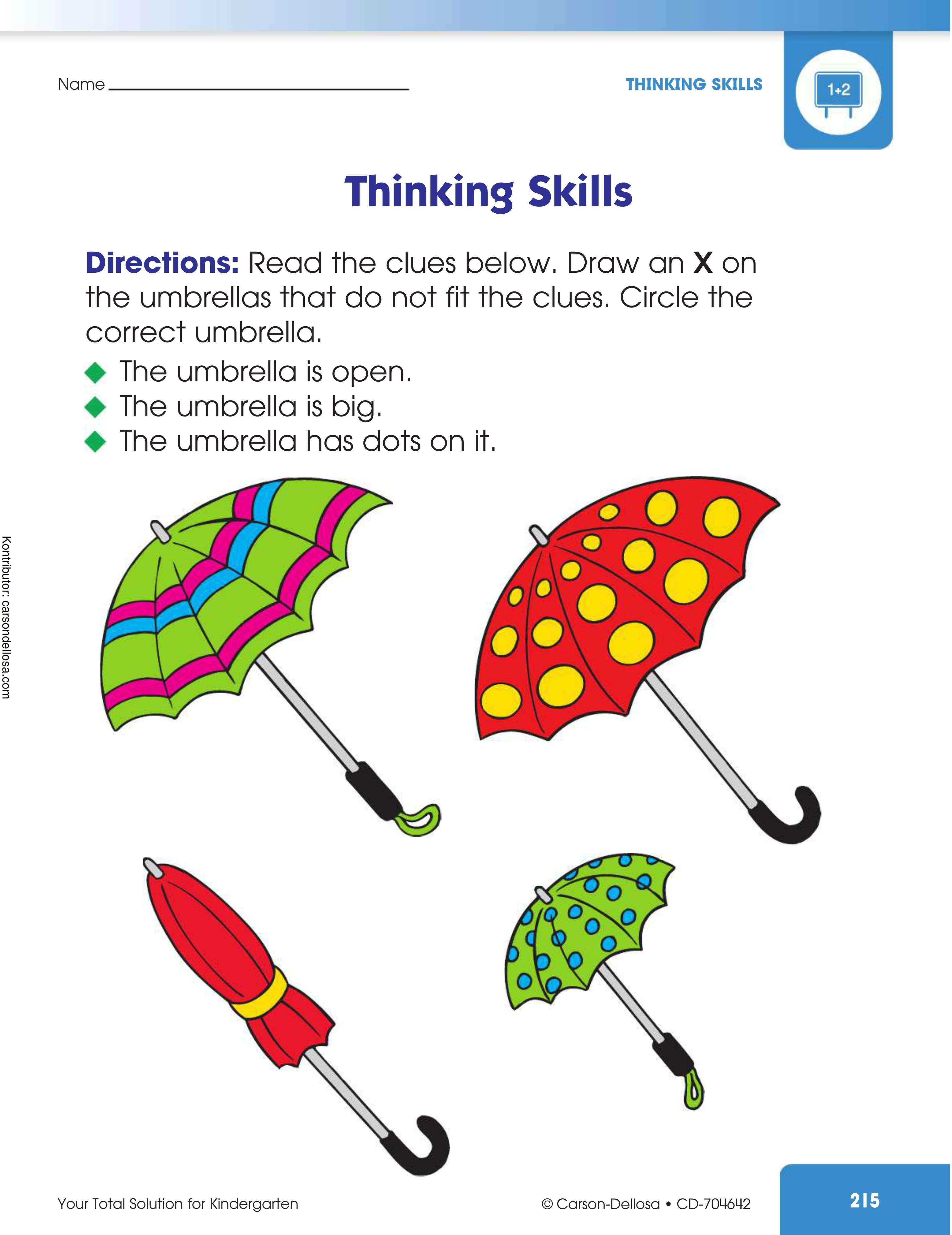Melatih Kemampuan Berpikir (1)