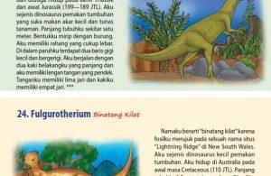 Fabrosaurus Dinosaurus Pemakan Akar Kecil dan Tunas Tanaman (12)