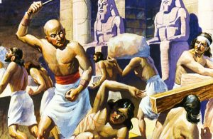 Firaun Menekan Penduduk Mesir Agar Menentang Ajaran Nabi Musa