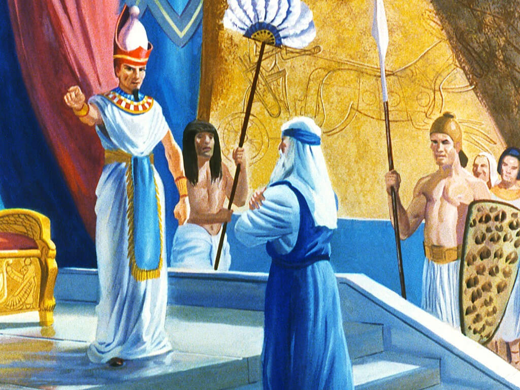 Firaun Menentang dan Memusuhi Kebenaran