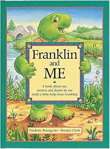 Buku Anak Seri Franklin: Franklin And Me Activity Book
