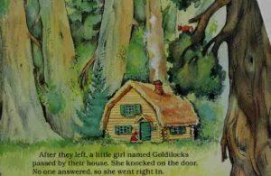 Goldilocks Masuk Rumah Tanpa Izin Keluarga Beruang