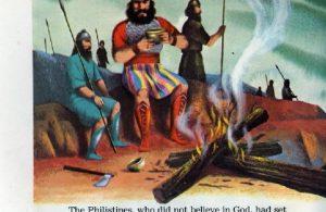 Goliath Pahlawan dari Bangsa Philistin (6)