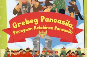 Grebeg Pancasila Perayaan Kelahiran Pancasila
