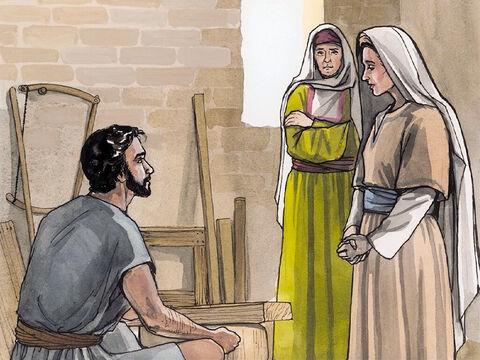 Harapan Hannah, Istri Nabi Imran, Saat Mengandung