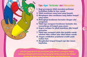 Hukum Potong tangan bagi si pencuri(18)